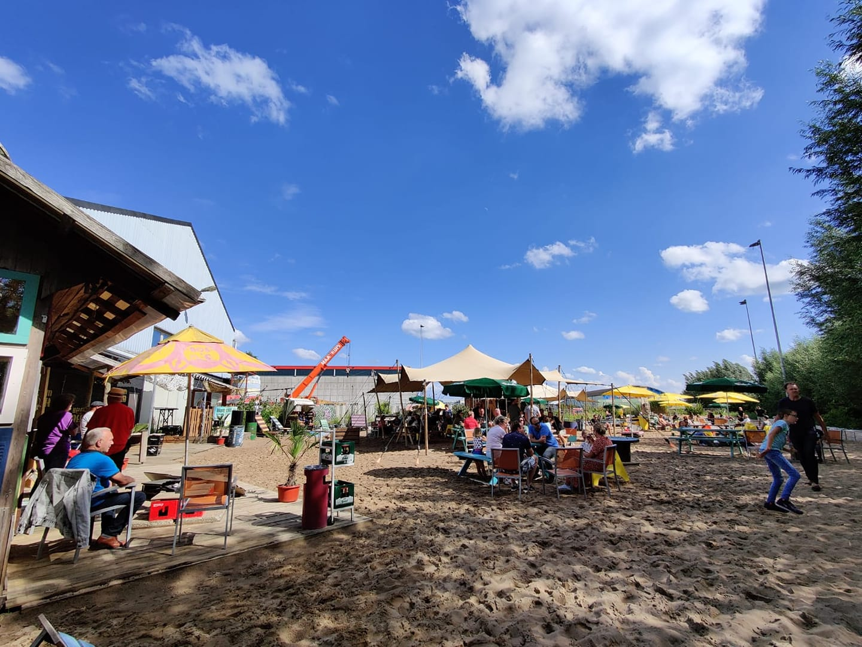 De leukste stadsstranden in Nederland, stadsstrand Zwolle, Belcrum Beach