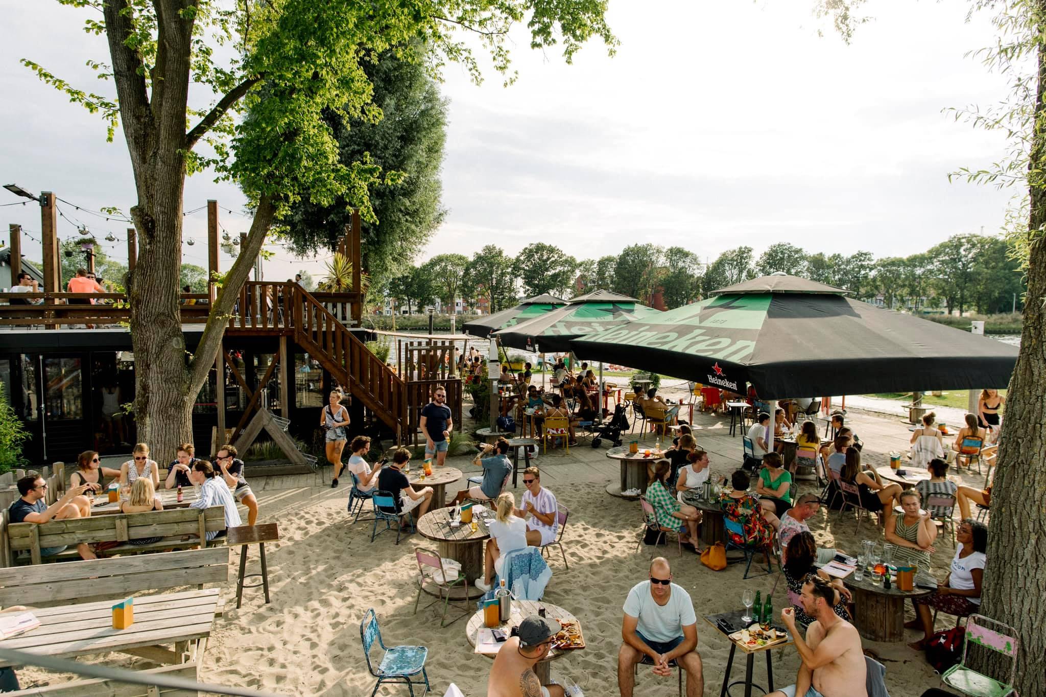 De leukste stadsstranden in Nederland, SOIA Utrecht