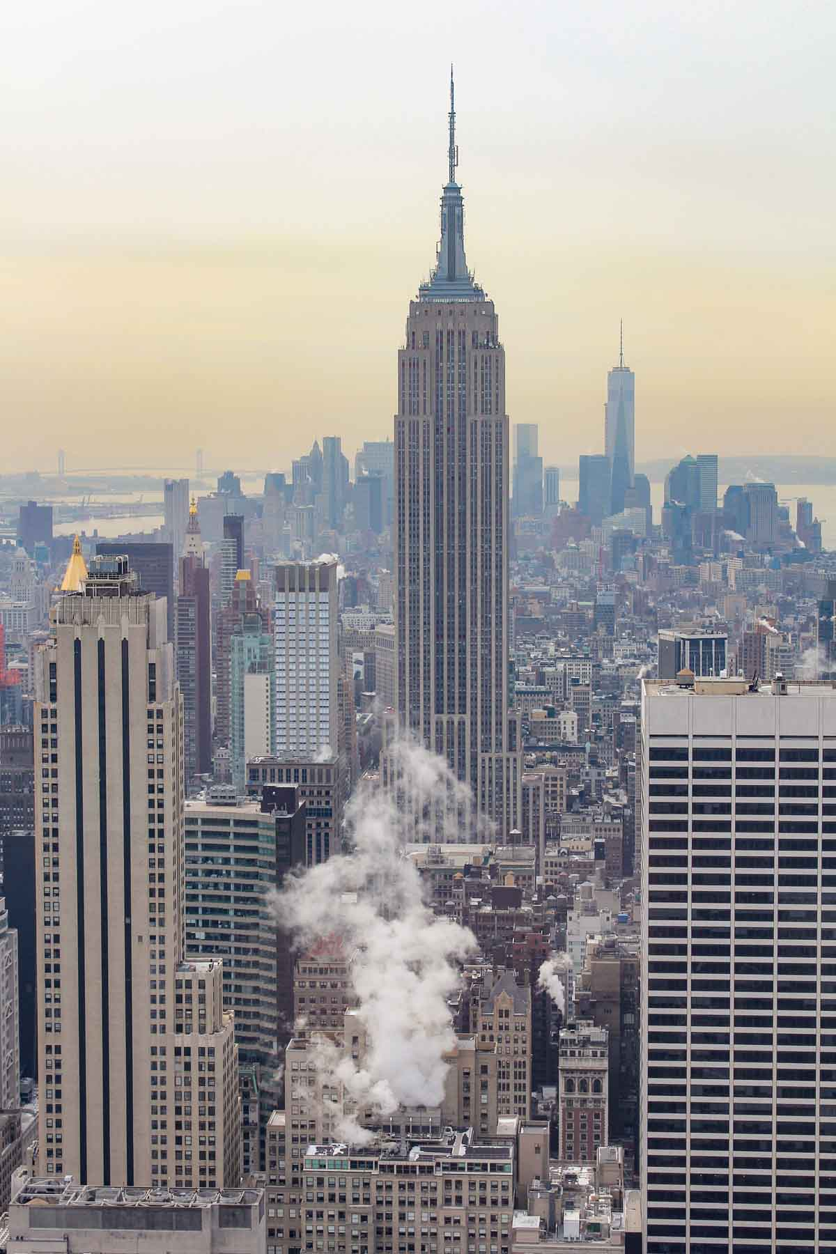 Midtown, Manhattan, favoriete buurt New York - Map of Joy