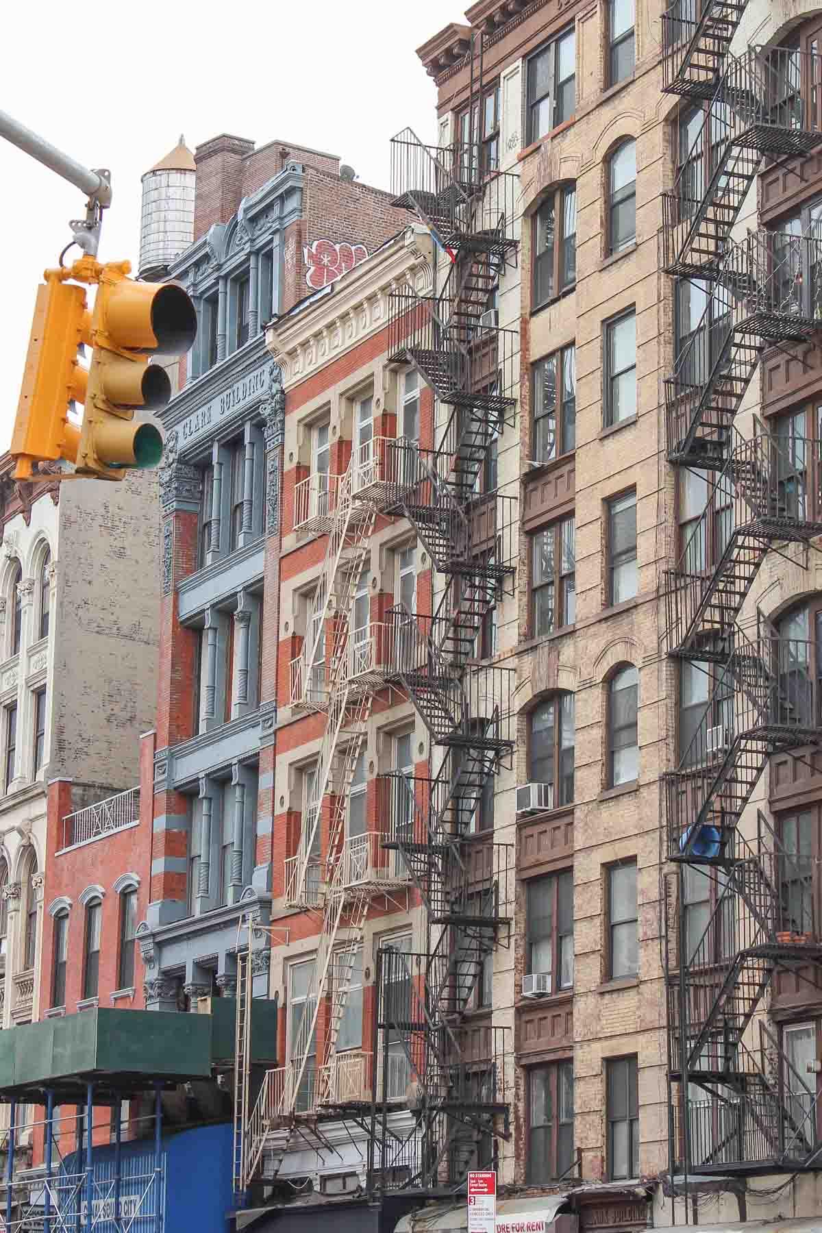 NoLiTa, Manhattan, favoriete buurt New York - Map of Joy