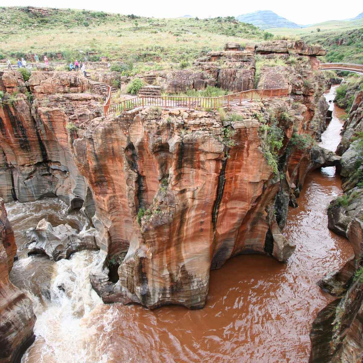 Blyde River Canyon bezoeken