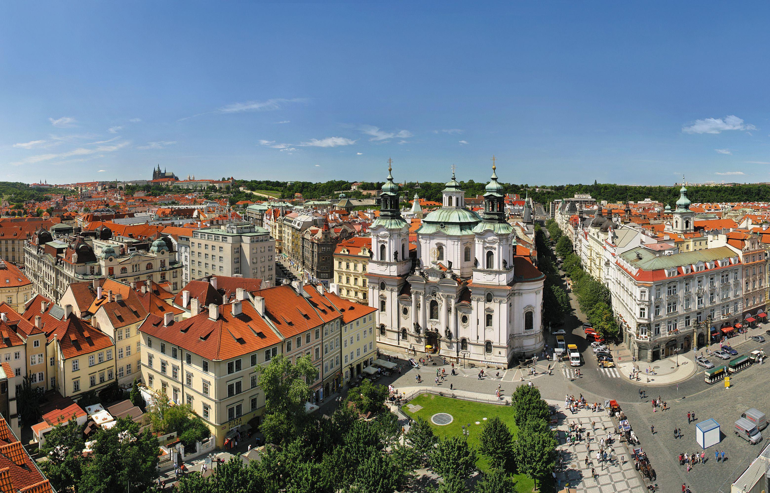 5x doen in Praag