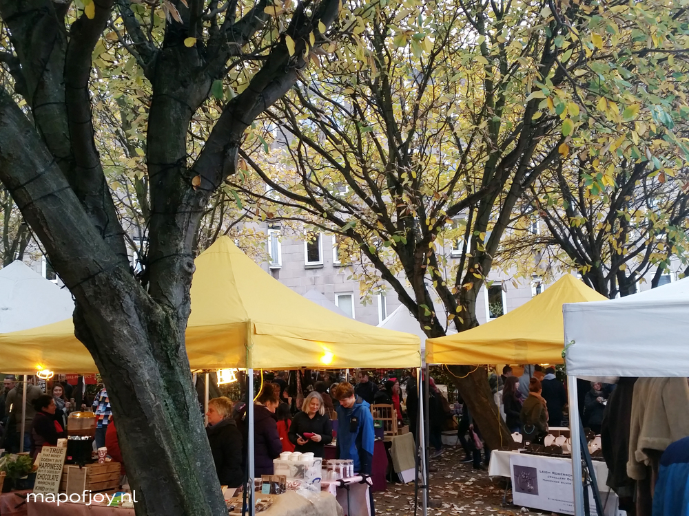 Stockbridge Market, Edinburgh (7 must do's) - Map of Joy