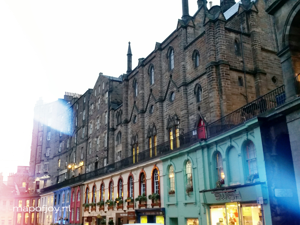 Victoria Lane, Edinburgh (7 must do's) - Map of Joy
