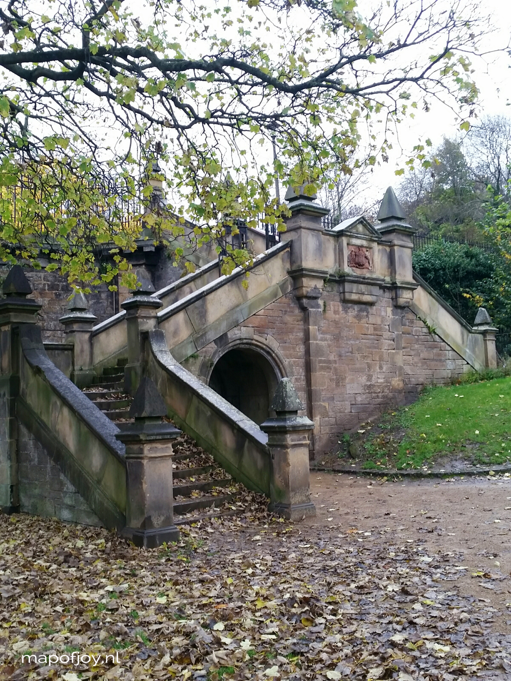 Water of Leith, Edinburgh (7 must do's) - Map of Joy
