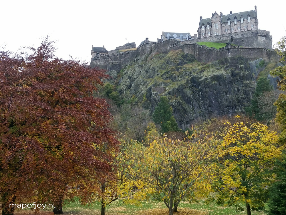 Prince Street Gardens, Edinburgh (7 must do's) - Map of Joy