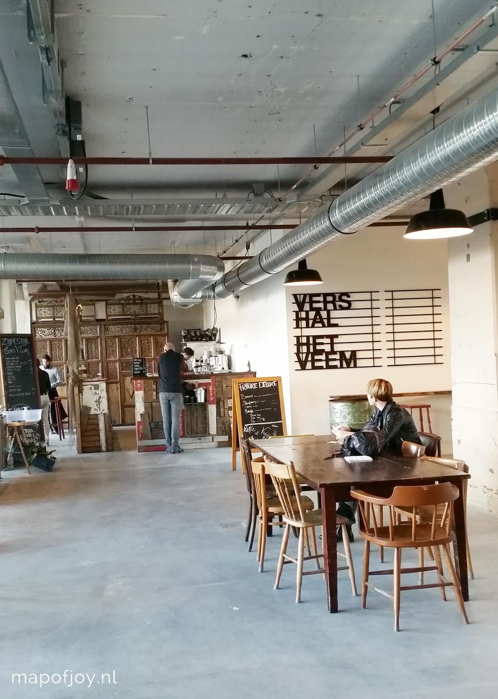 Vershal Het Veem, Eindhoven - Map of Joy