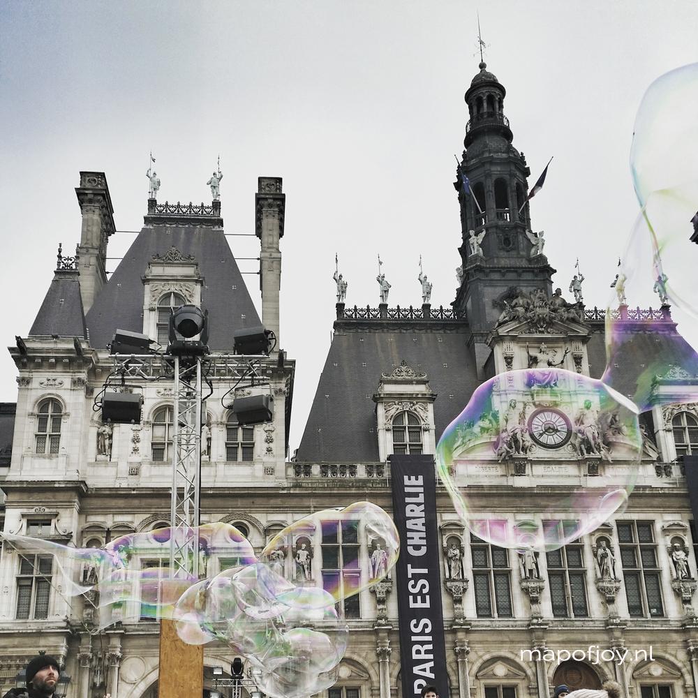 Dit zijn de 26 leukste stedentrips in de herfst, Parijs