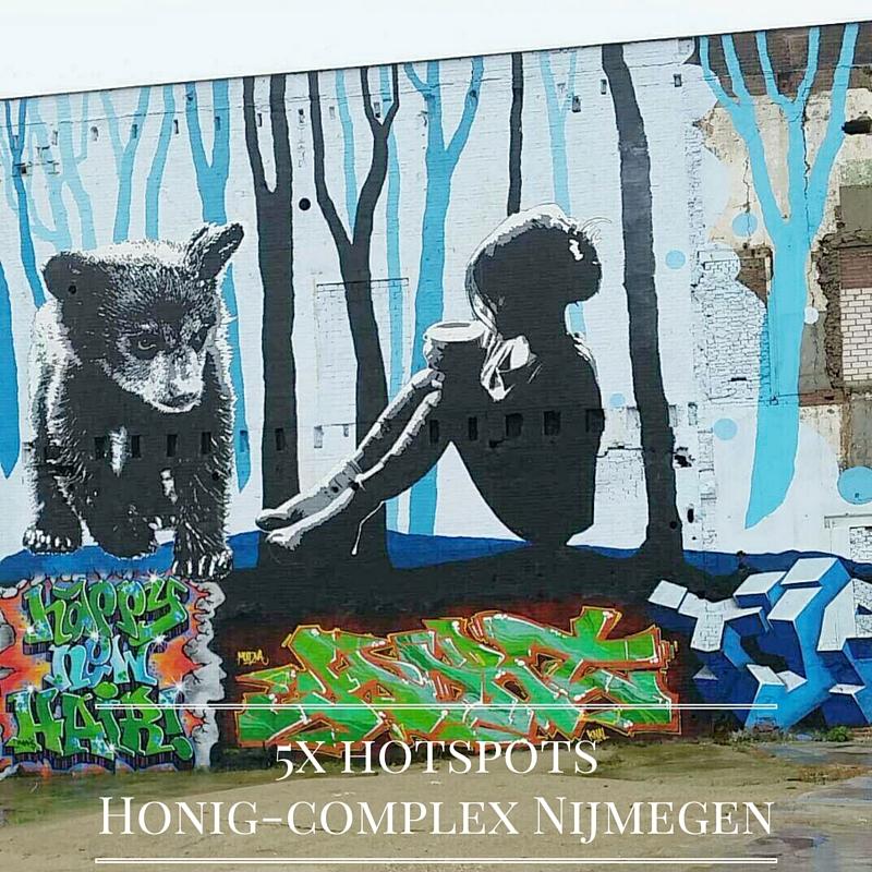 5x leukste hotspots op het Honig-complex Nijmegen - Map of Joy