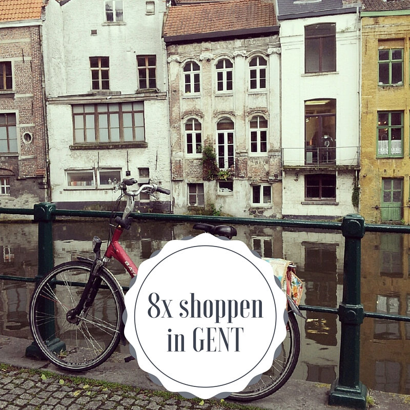 8 hotspots for shopping in Gent, Belgium - Map of Joy