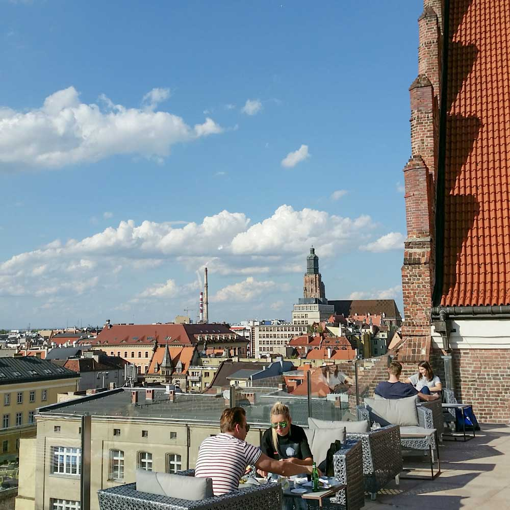 8x food hotspots in Wroclaw