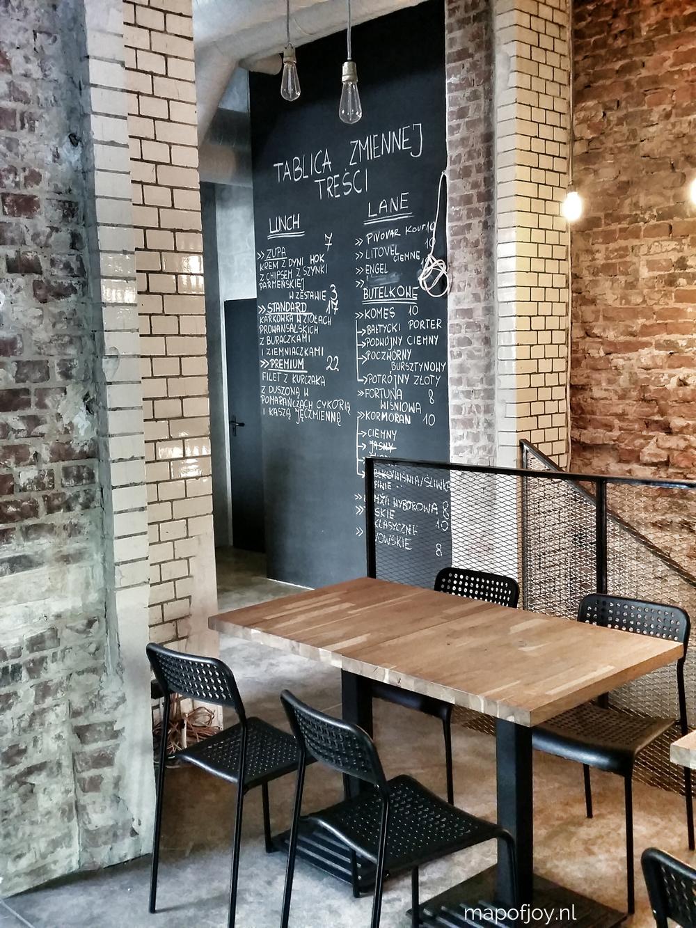 8x food hotspot Parish Pub in Wroclaw, Poland - Map of Joy