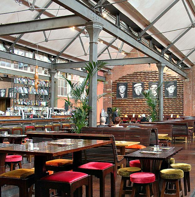 Market Bar, hotspot, Dublin - Map of Joy