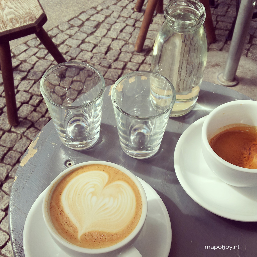 leuk en betaalbaar eten en drinken in het centrum van Berlijn, The Barn