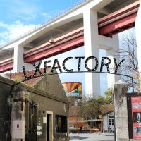 Creatieve broedplaats LX Factory, Lissabon