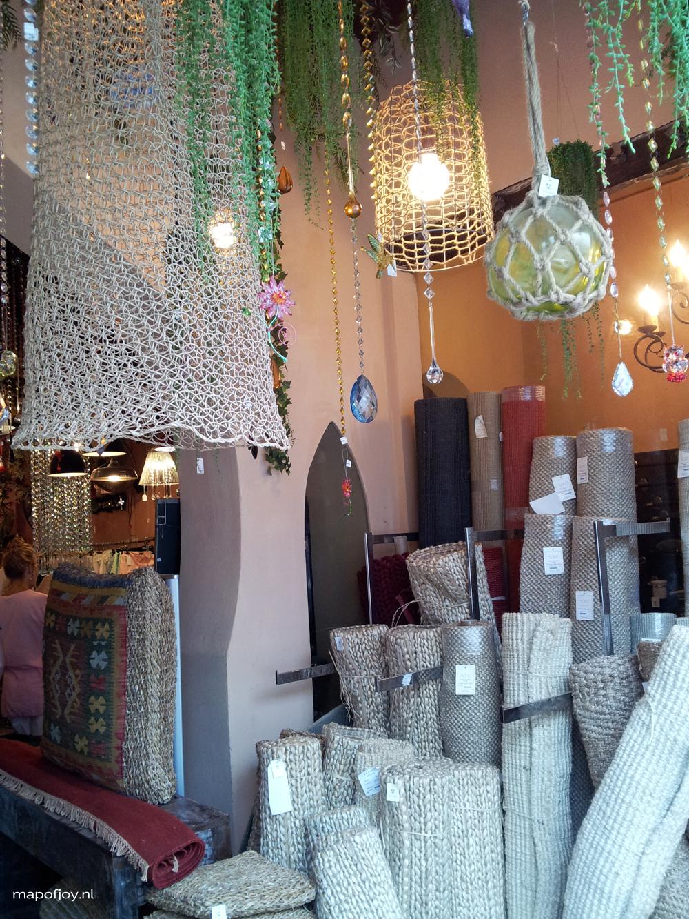 Oliver, interior hot spot on Ibiza - Map of Joy