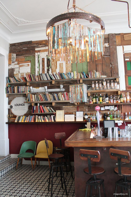 The Decadente Restaurant & Bar, food hot spot Lisbon - Map of Joy