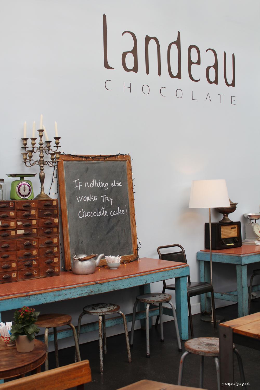Landeau, food hot spot Lisbon - Map of Joy