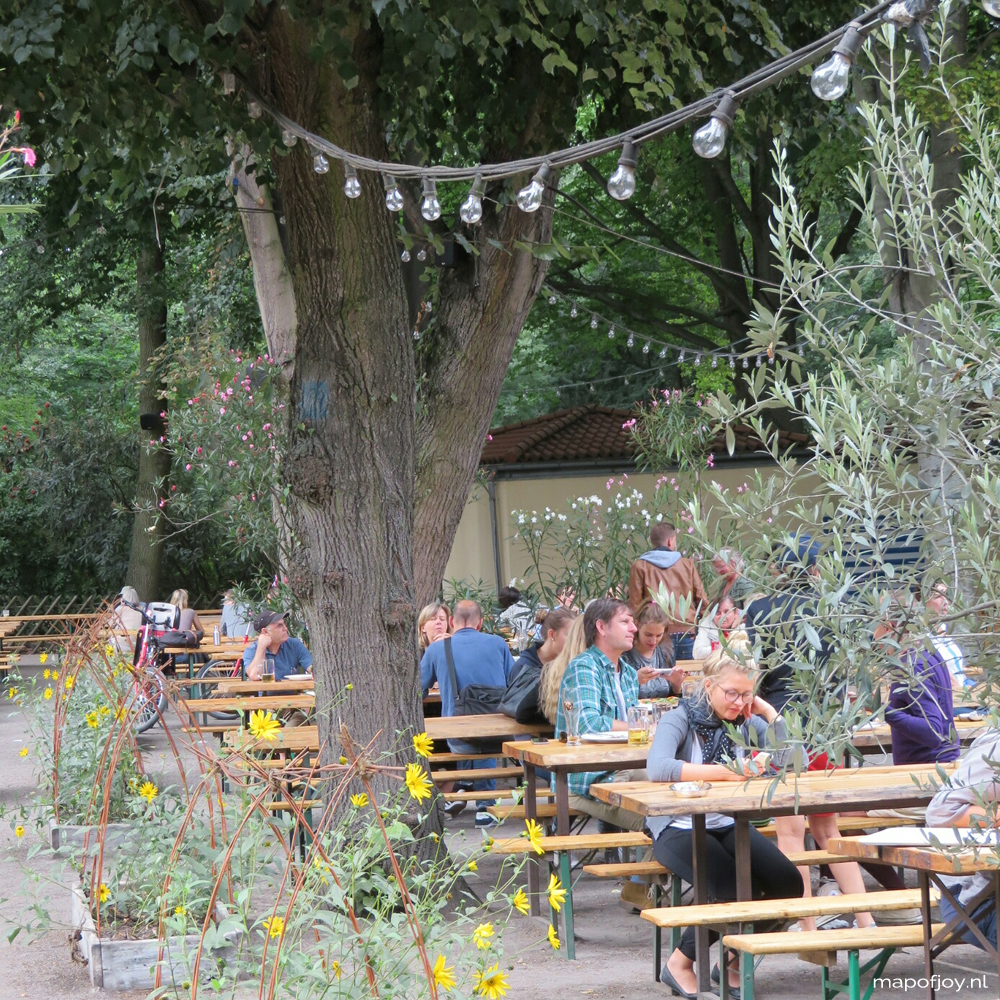 Cafe am Neuen See, Tiergarten, Berlin, hotspot - Map of Joy