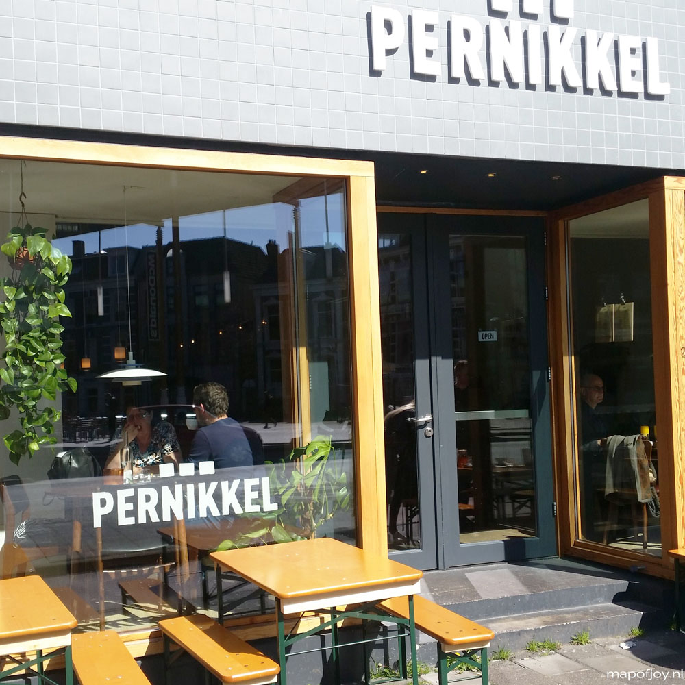 Pernikkel, food hotspot Groningen - Map of Joy