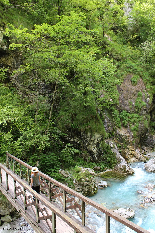 12x de allermooiste plekken in West-Slovenië (en tips om er te doen), Tolmin Kloof - Map of Joy