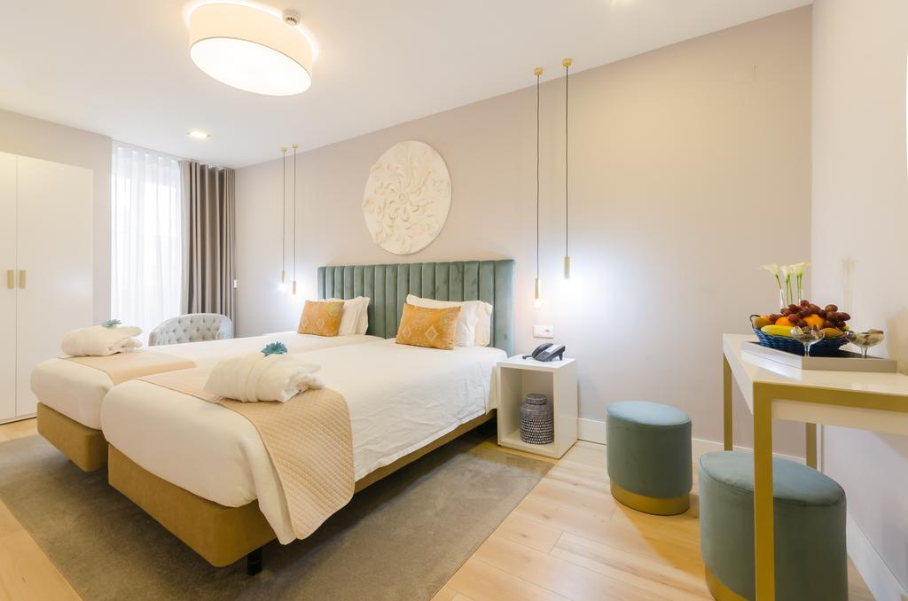 28x goedkoop en bijzonder slapen in Lissabon, Hotel Borges