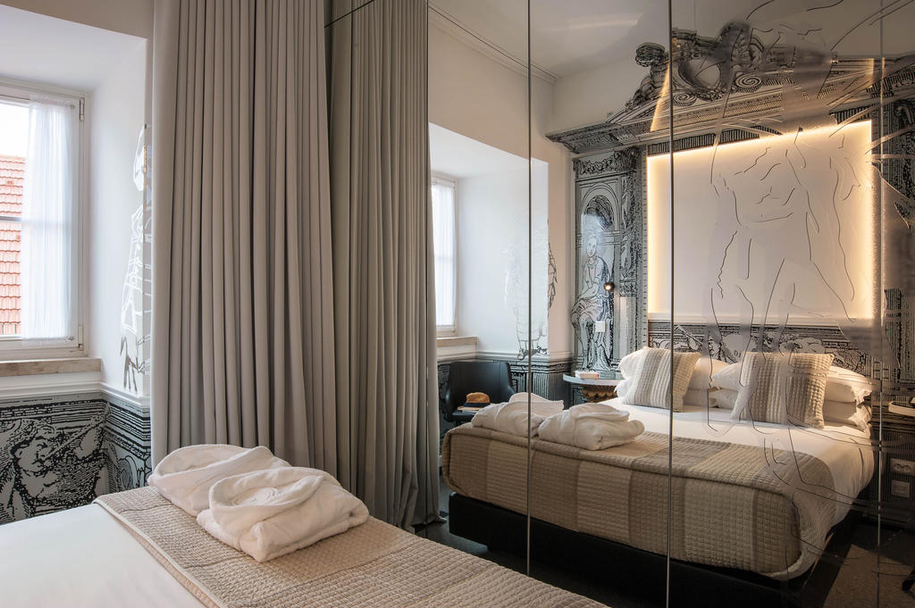 28x goedkoop en bijzonder slapen in Lissabon, Teatro Boutique