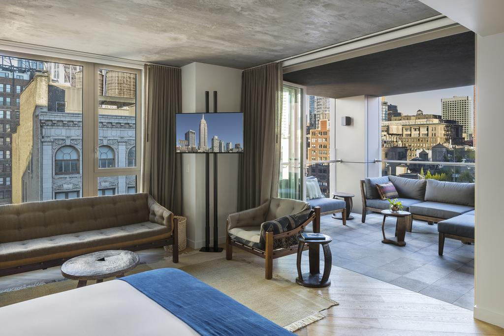 5x bijzonder slapen in New York, Made Hotel New York