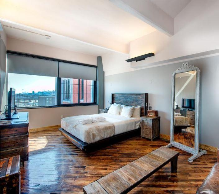 5x bijzonder slapen in New York, Paper Factory Hotel, New York - Map of Joy