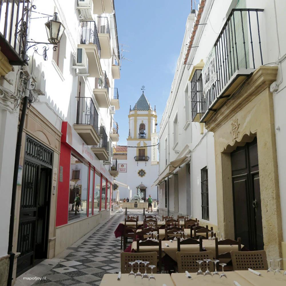 Roadtrip: mooiste witte dorpen route Andalusië, Spanje, Ronda - Map of Joy