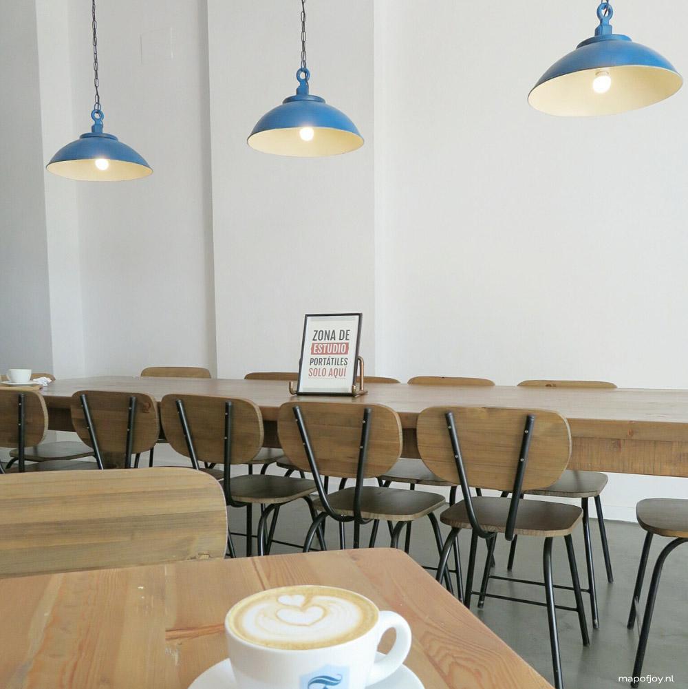 Torch Coffee, Sevilla - Map of Joy