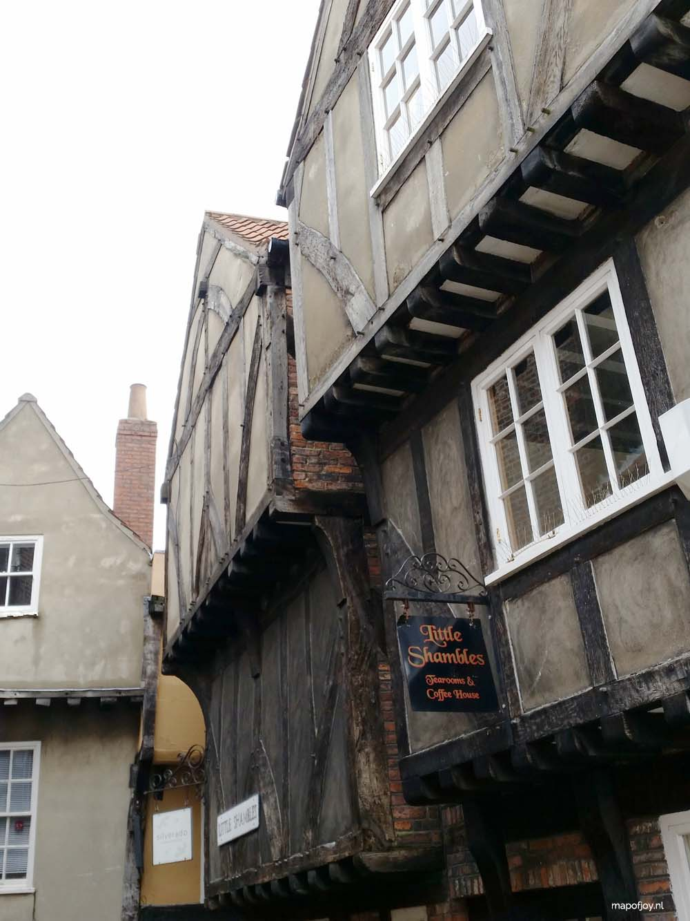Shambles, York – Map of Joy