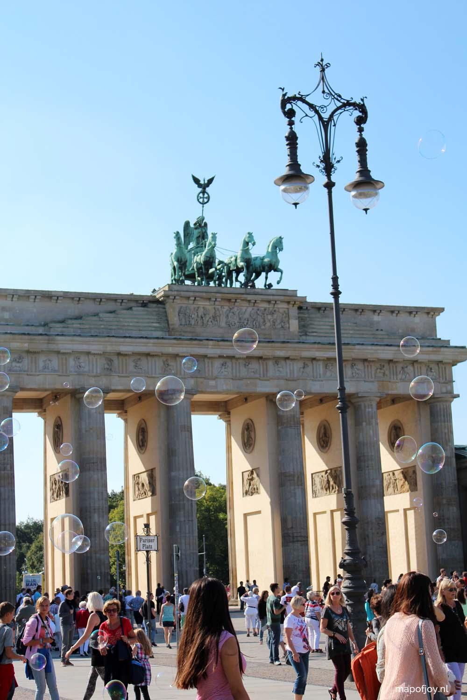 Brandenburger Tor, Mitte, Berlin, 5x leukste wijken in Berlijn - Map of Joy
