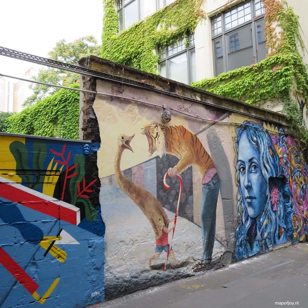 Haus Schwarzenberg, Berlin - Map of Joy