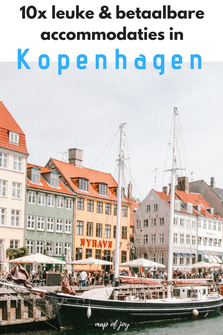 10x bijzonder leuke en betaalbare hotels in Kopenhagen - Map of Joy