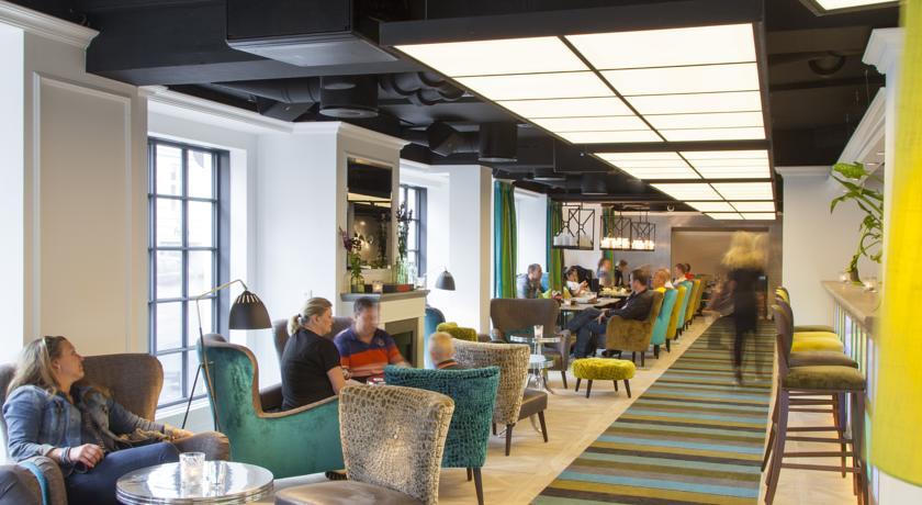 Absalon Hotel, goedkoop en leuk hotel Kopenhagen