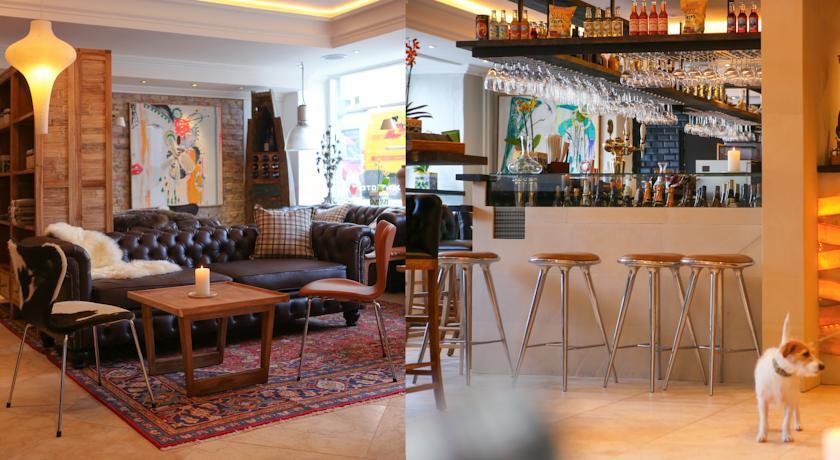 Babette Guldensmeden, goedkoop en leuk hotel Kopenhagen