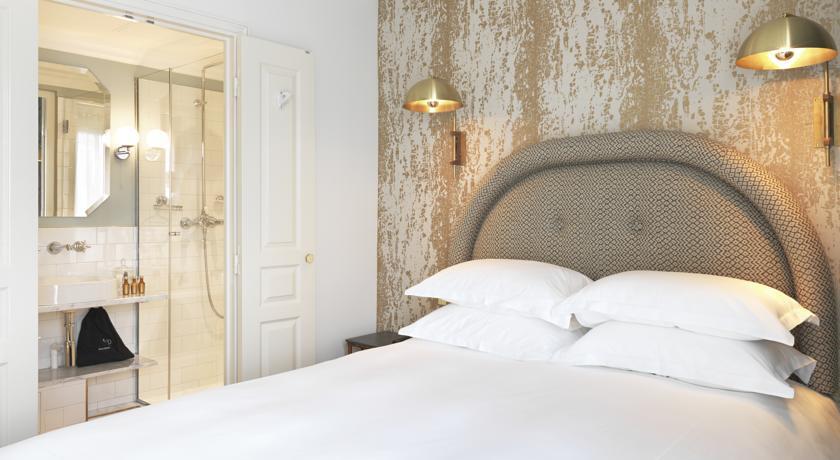 Hotel Grand Pigalle Parijs - Map of Joy