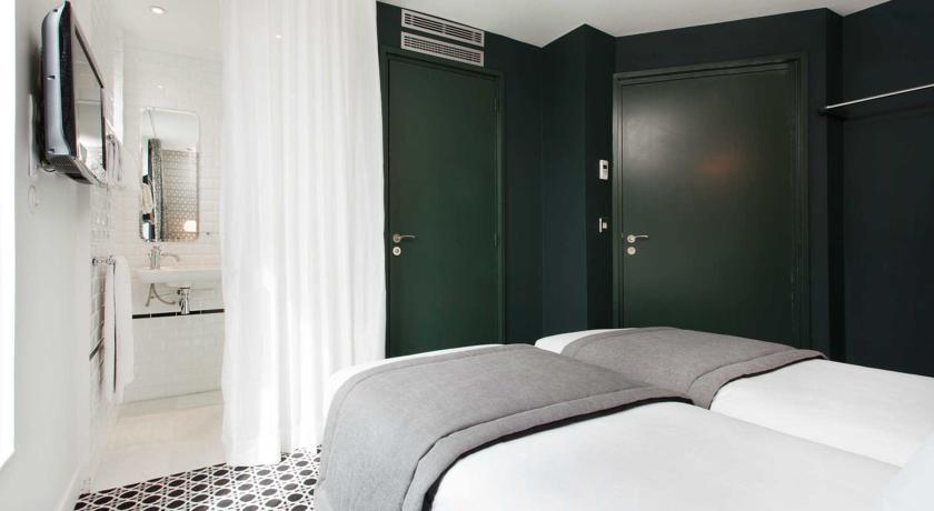 Hotel Emile Parijs - Map of Joy