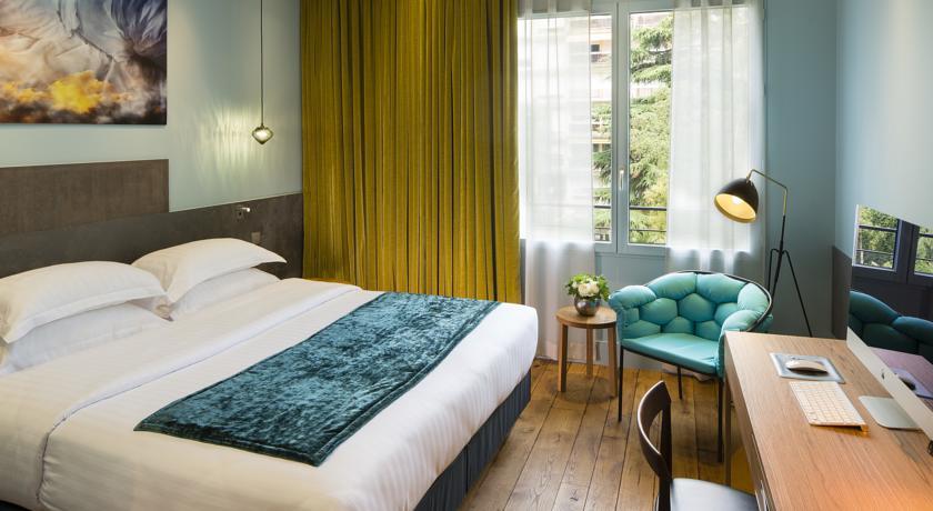 Hotel La Belle Juliette Parijs - Map of Joy
