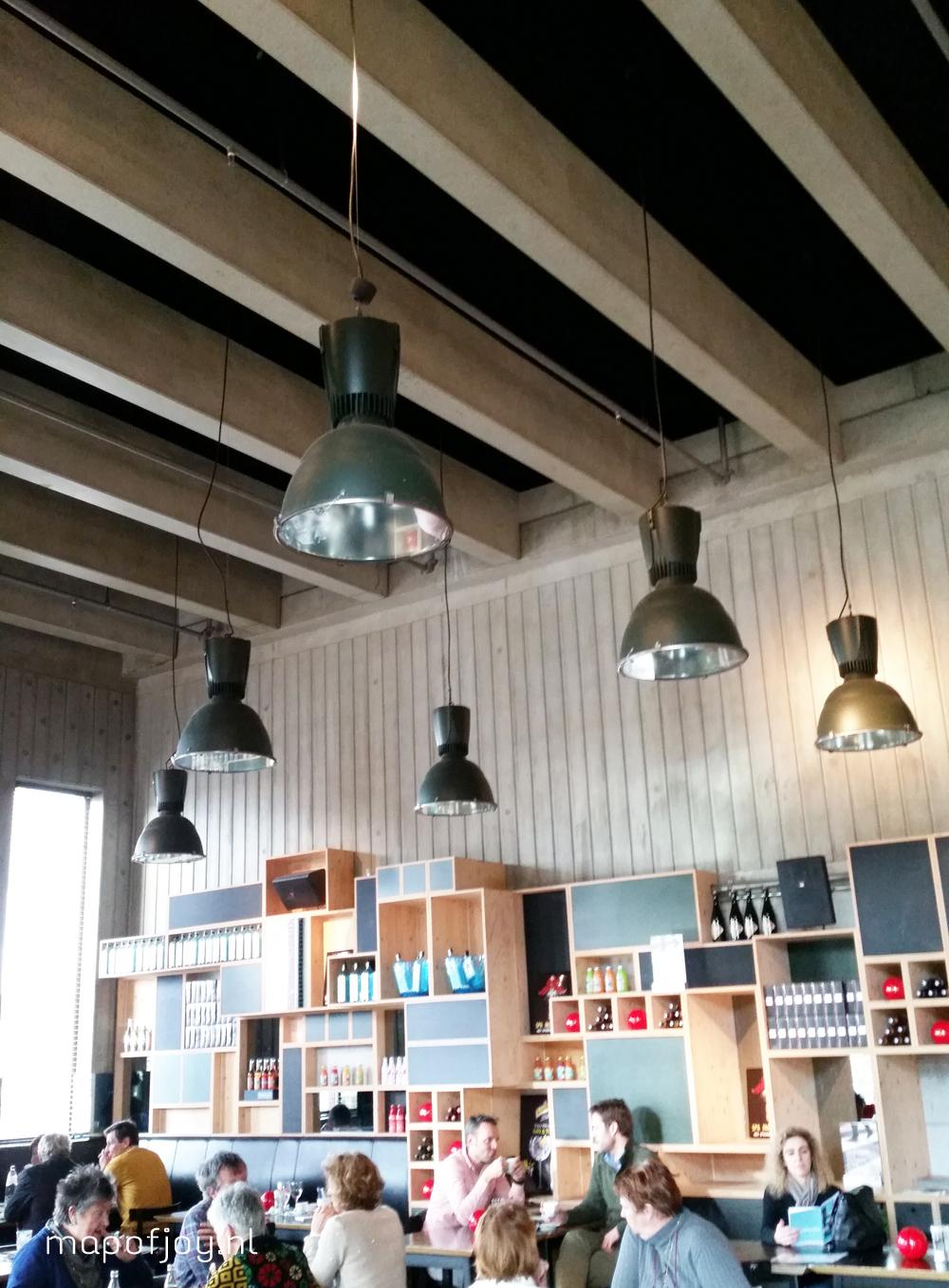 Café Storm, food hot spot Antwerpen - Map of Joy