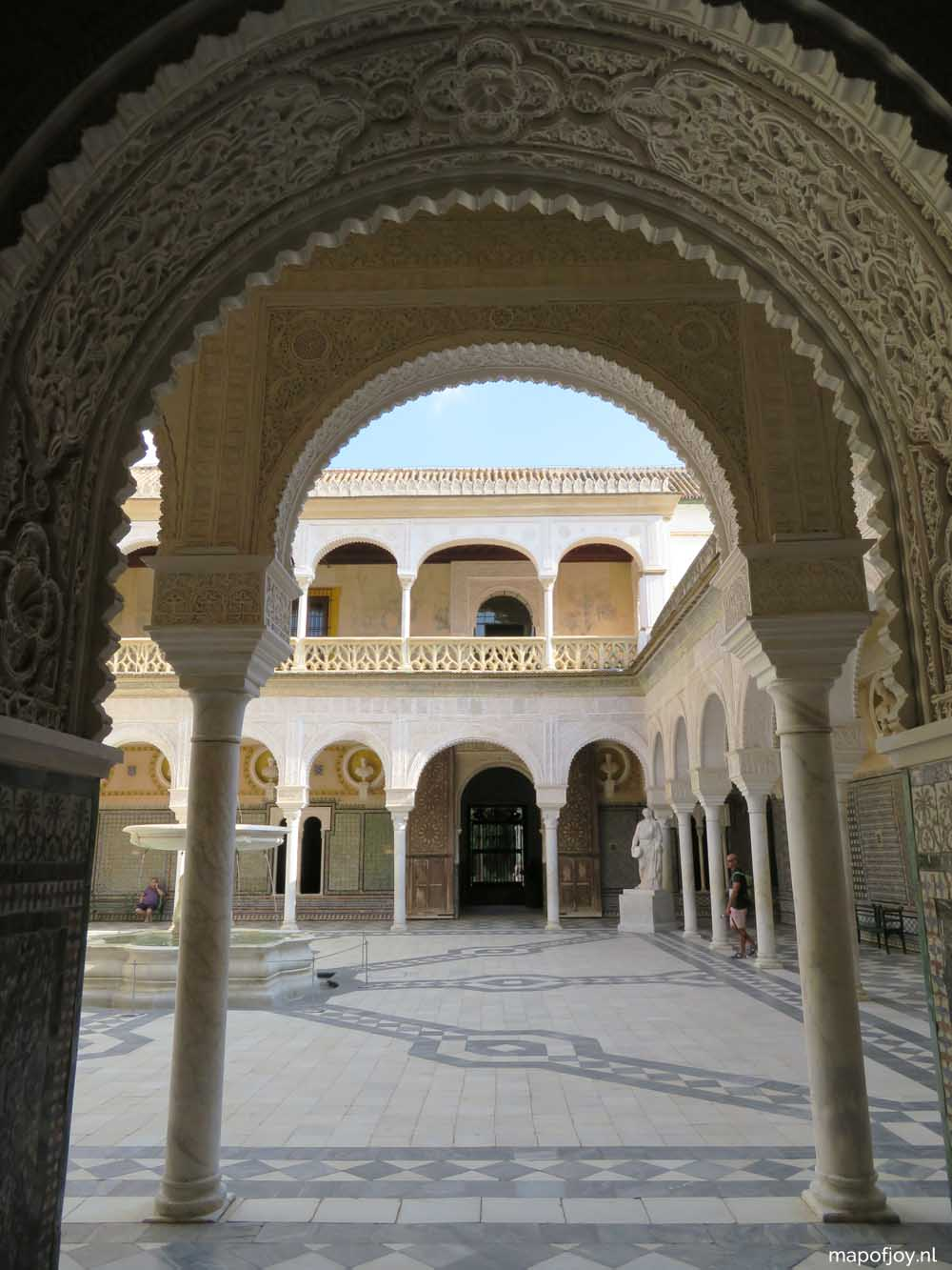 Casa de Pilatos, Sevilla - Map of Joy