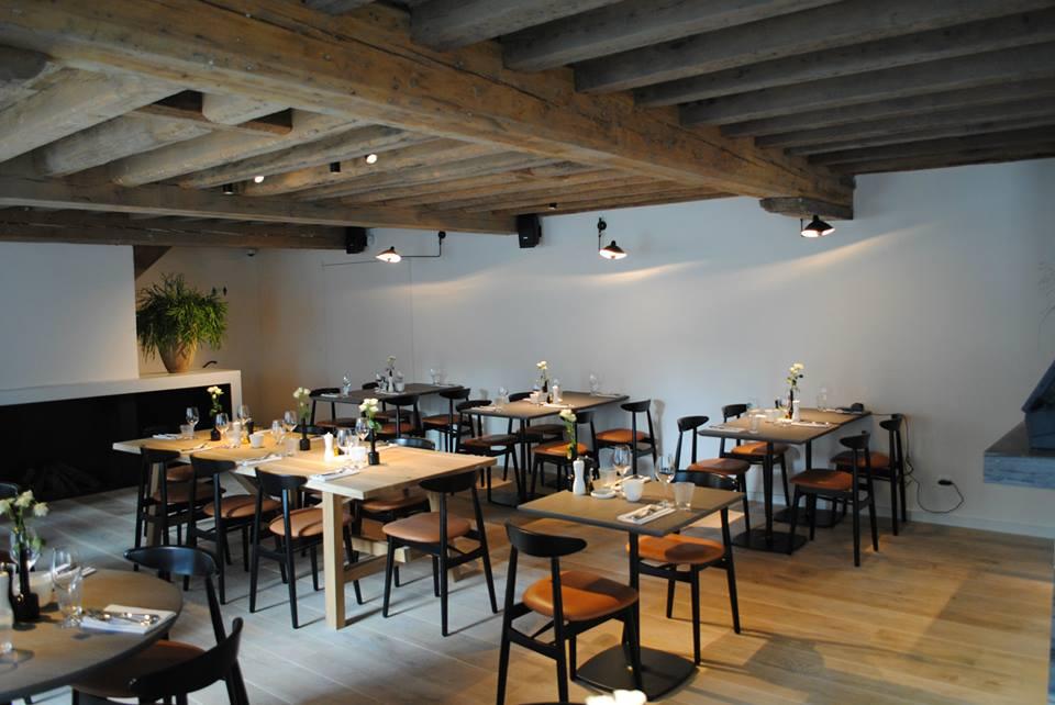 Mon, food hot spot Antwerpen - Map of Joy