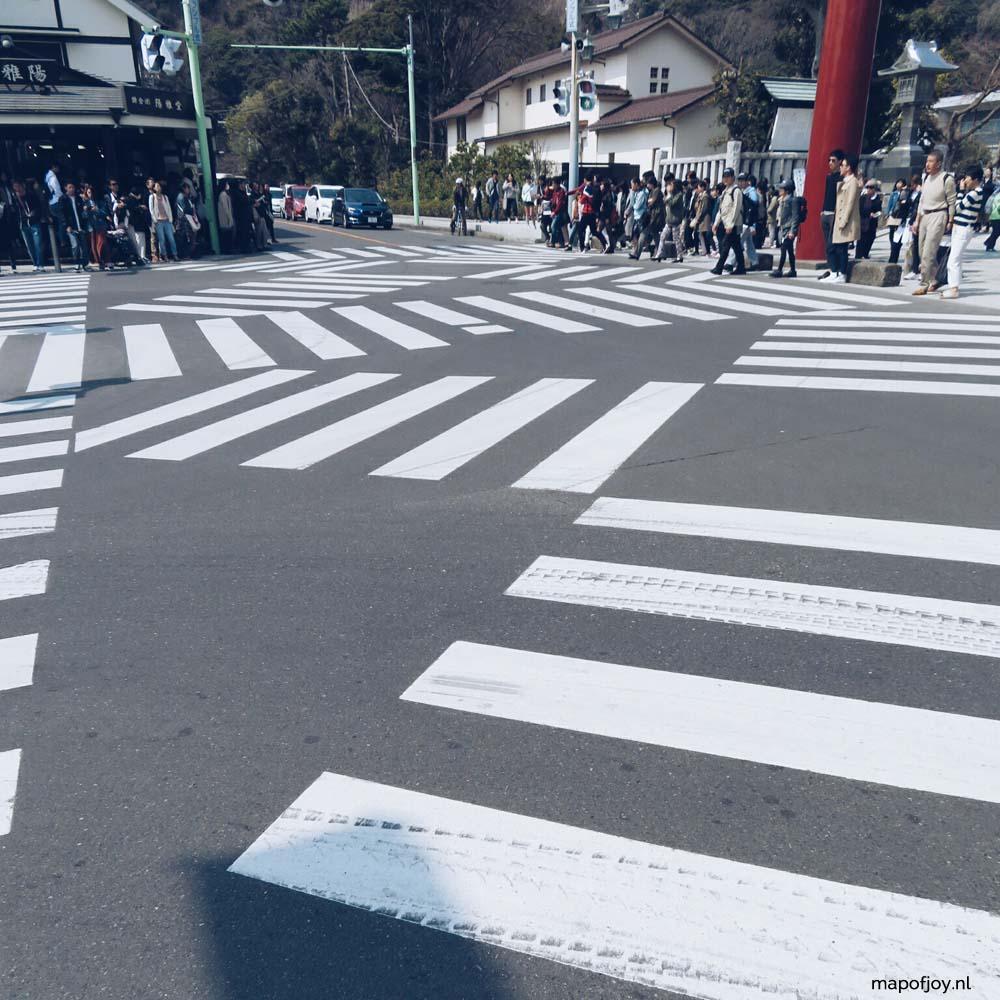 Village Kamakura, Japan - Map of Joy