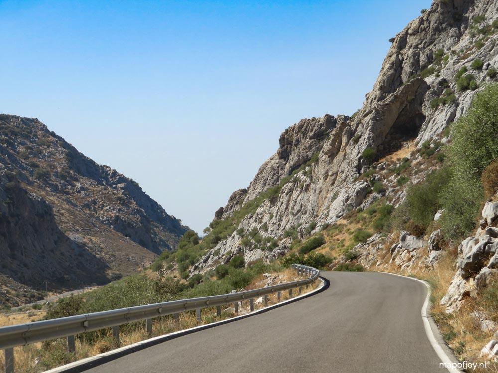 Roadtrip: mooiste witte dorpen route Andalusië, Spanje - Map of Joy
