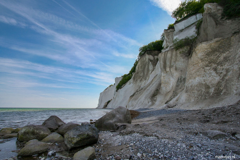 Mons Klint, Denemarken - Map of Joy