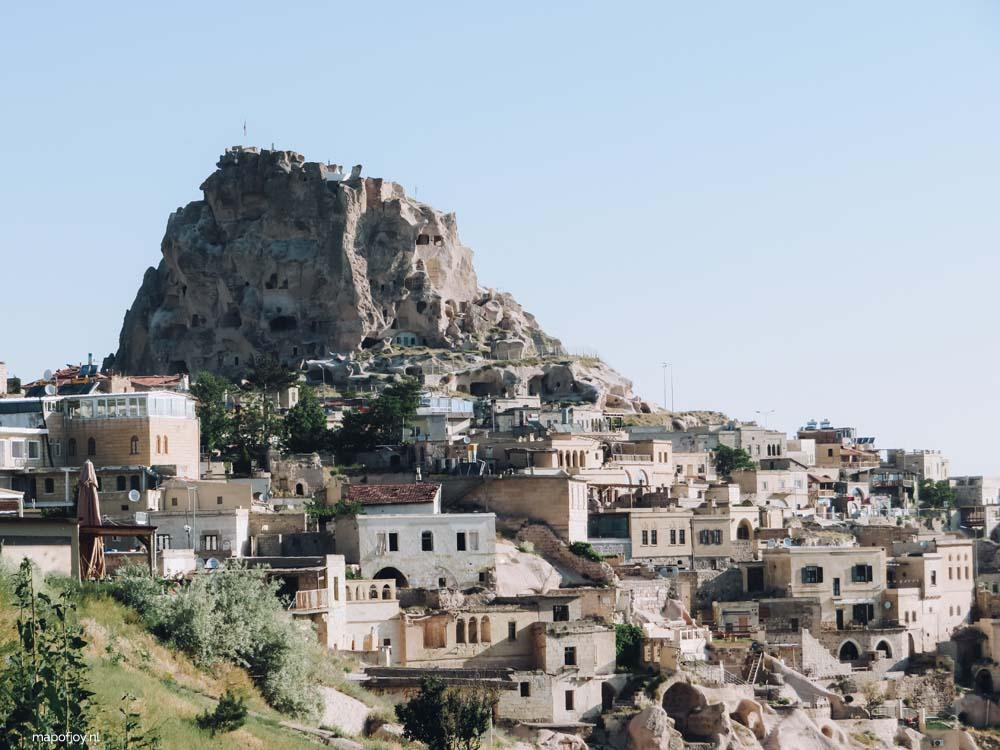 Cappadocië, Turkije, luchtballon ervaring – Map of Joy