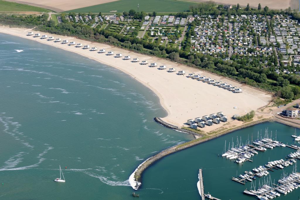 Roompot Beach Resort, slaapstrandhuisje Nederland - Map of Joy