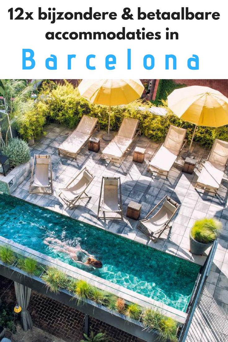 12x bijzondere en betaalbare accommodaties in Barcelona - Map of Joy