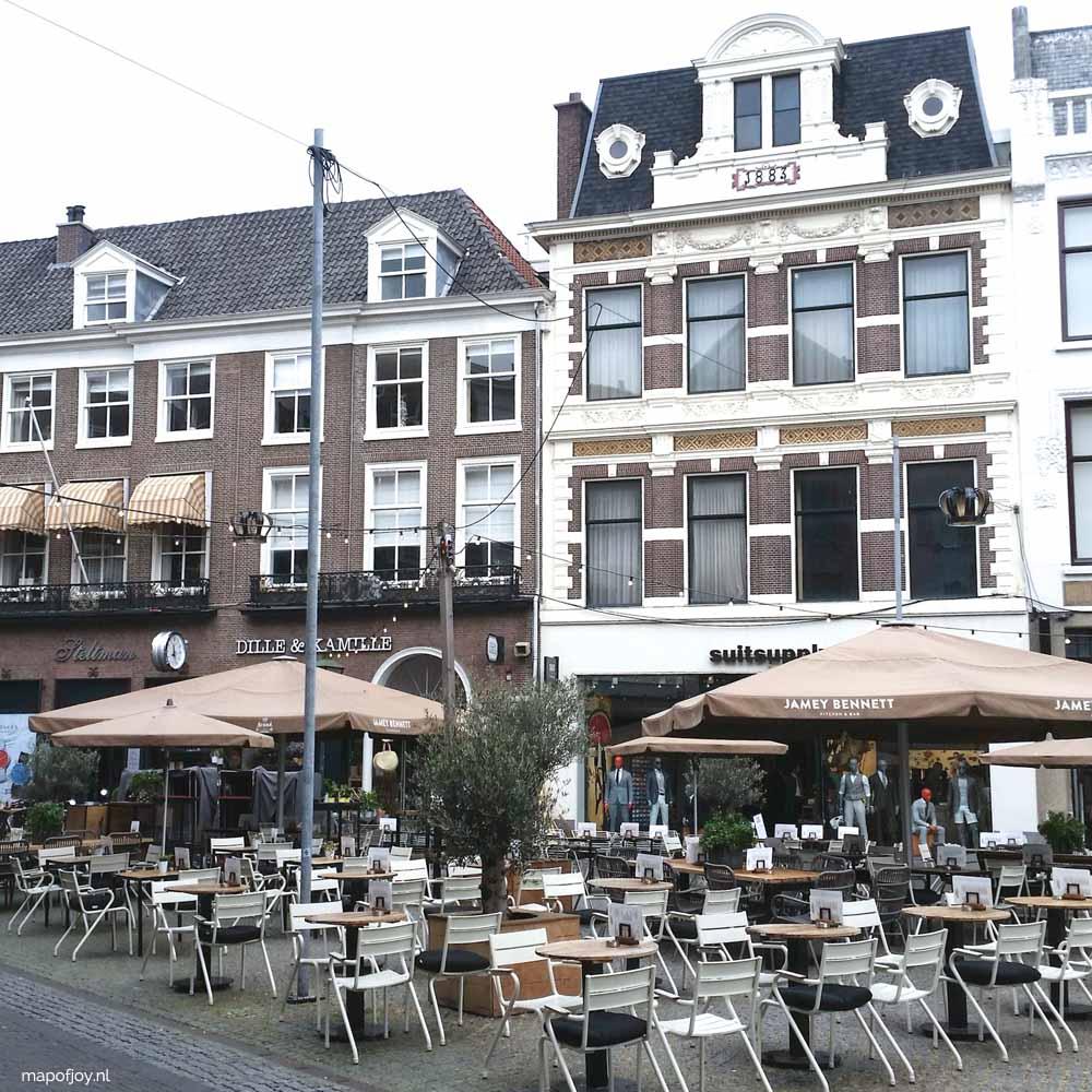 10x de leukste steden in Nederland voor een dagje weg, Den Haag - Map of Joy
